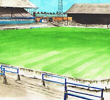 Oldham Athletic - Boundary Park by sidfox