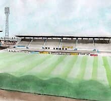 Coventry City - Highfield Road by sidfox