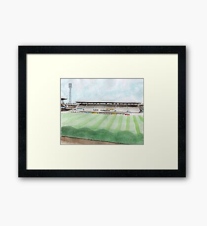 Coventry City - Highfield Road Framed Print