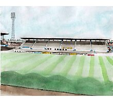 Coventry City - Highfield Road Photographic Print