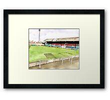Leyton Orient - Brisbane Road Framed Print