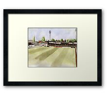 Walsall - Fellows Park Framed Print