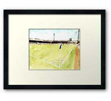 Millwall - The Den Framed Print