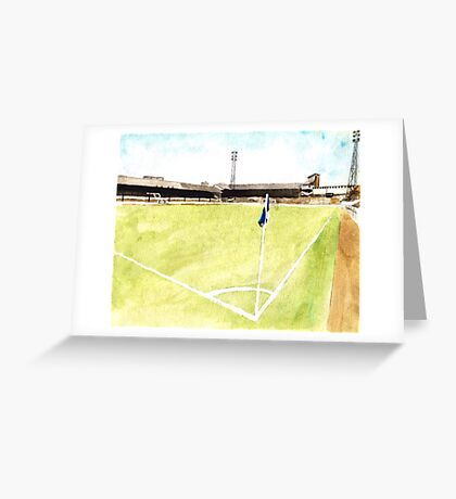 Millwall - The Den Greeting Card