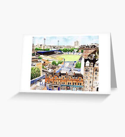 Chelsea - Stamford Bridge Greeting Card
