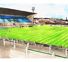 Tranmere Rovers - Prenton Park Photographic Print