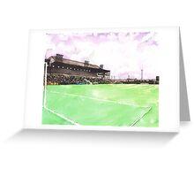 Carlisle United - Brunton Park Greeting Card