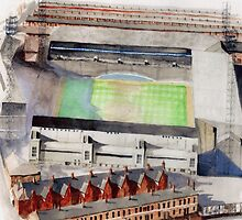 Everton - Goodison Park by sidfox