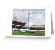 Tottenham Hotspur - White Hart Lane Greeting Card