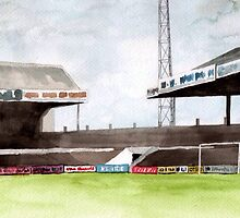 Manchester City - Maine Road by sidfox