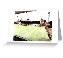Ipswich Town - Portman Road Greeting Card