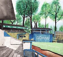 Oxford United - Manor Ground by sidfox