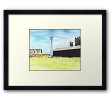 Bournemouth - Dean Court Framed Print