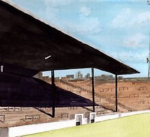 Burnley - Turf Moor by sidfox