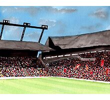 Liverpool - Anfield Photographic Print