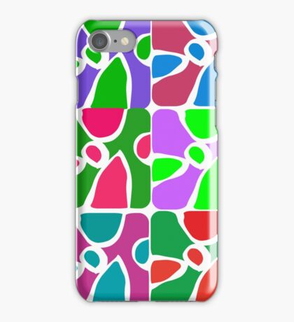 different colors iPhone Case/Skin