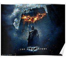 Mosaic: The Dark Knight Poster