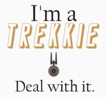 Deal with it: Star Trek by Adam Dens