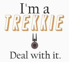 Deal with it: Star Trek by Adam Dens