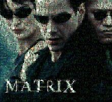 Mosaic: The Matrix by Mark Chandler