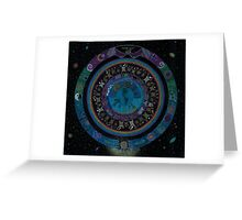 Cosmic Mother  Greeting Card