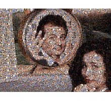 Mosaic: Groundhog Day Photographic Print