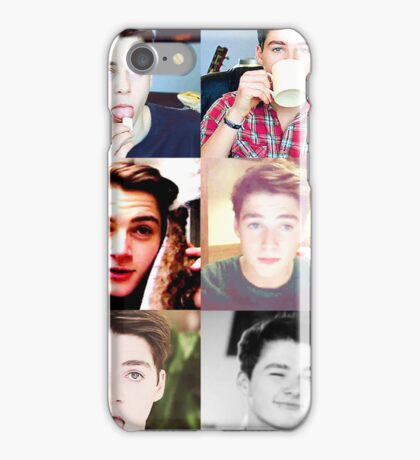 Finn Harries iPhone Case iPhone Case/Skin