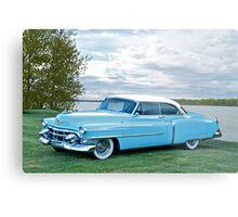 1953 Cadillac Coupe de Ville Metal Print