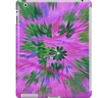 Funky Wallpaper Art iPad Case/Skin