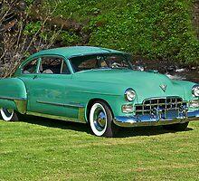 1948 Cadillac Sedanette Series 61 by DaveKoontz