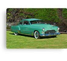 1948 Cadillac Sedanette Series 61 Canvas Print