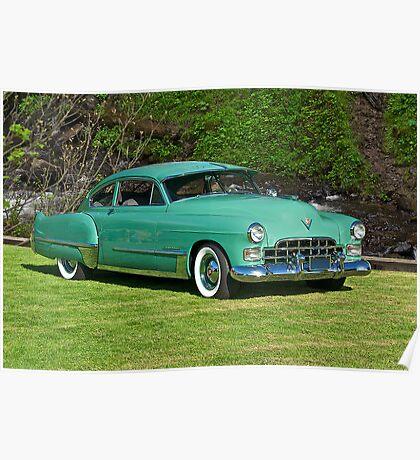 1948 Cadillac Sedanette Series 61 Poster