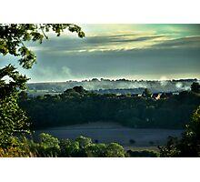 Smoky Horizon Photographic Print