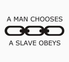 A Man Chooses by Skylarmaykis