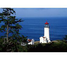 North Head Lighthouse, Washington Sate Photographic Print