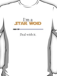 Deal with it: Star Wars T-Shirt