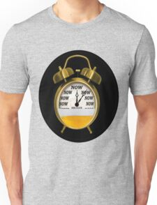 ☝ ☞ ITS NOW -TIME FOR A BEER- WITH- BEER OCLOCK TEE SHIRT ☝ ☞  Unisex T-Shirt