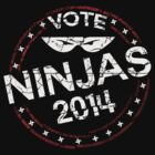 Vote Ninja! by Dustin Williams
