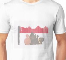 Paths or Mountains? Unisex T-Shirt