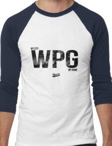 WPG Men's Baseball ¾ T-Shirt
