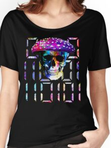 digital mushroom Women's Relaxed Fit T-Shirt