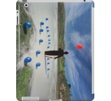 The life flowing iPad Case/Skin