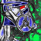 neon Soldier v1 by sebmcnulty