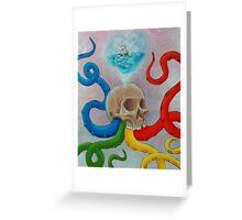 Sea dreaming Greeting Card