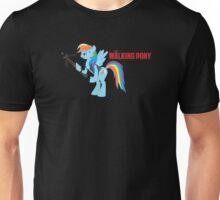 Rainbow Dixon Unisex T-Shirt