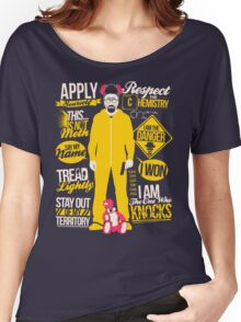 The One Who Knocks Women's Relaxed Fit T-Shirt