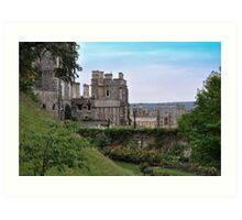 Castillo de Windsor...........................................Londres. Art Print
