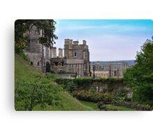 Castillo de Windsor...........................................Londres. Canvas Print