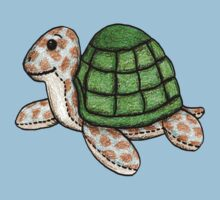 Teepa the Turtle by Studio8107