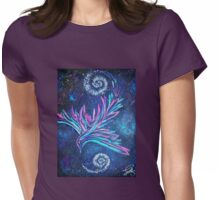 Electric Phoenix Original Womens Fitted T-Shirt